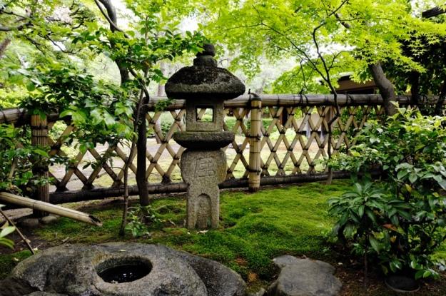 成城猪股庭園