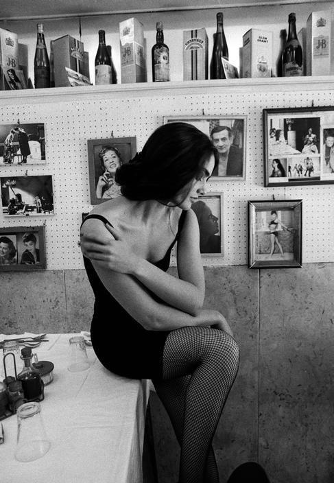 Ferdinando Scianna, Palermo, Carmen Sammartin - Magnum Photos