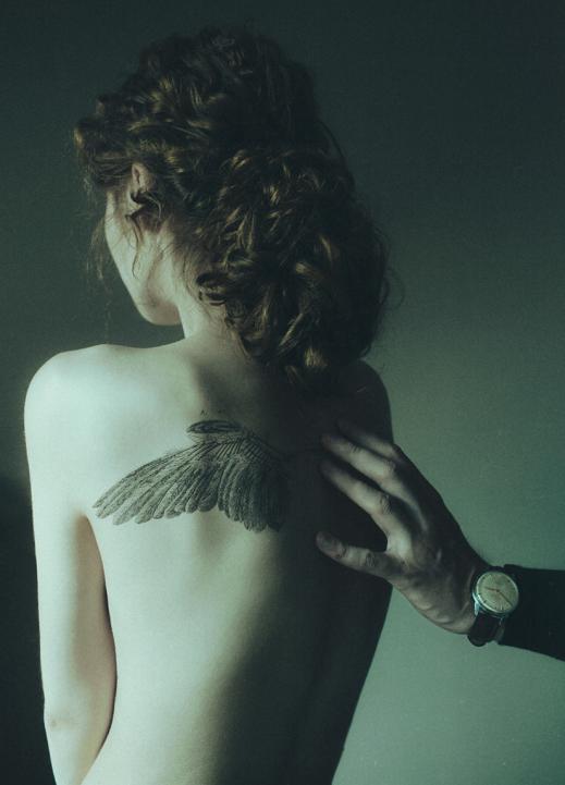 Laura Makabresku-The Anatomy Lesson (2014)